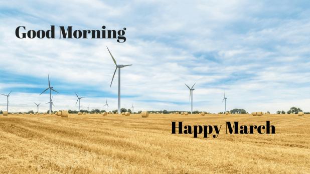 HD Good Morning March