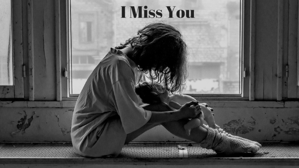 Girl miss you image