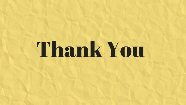 Thank you image for power point presentation (ppt)