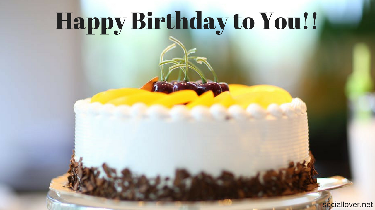 Happy Birthday Hd Images Wallpapers With Quotes Download For