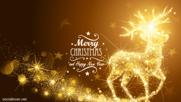 merry christmas images with happy new year
