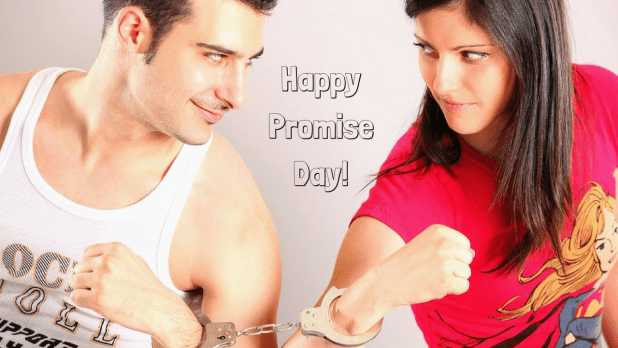 promise day image for wife and husband