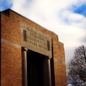 Tillamook County Courthouse, Tillamook, OR