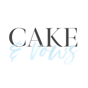 Cake and Vows Branding by Socially Boutique Brand Agency in Jupiter, Florida