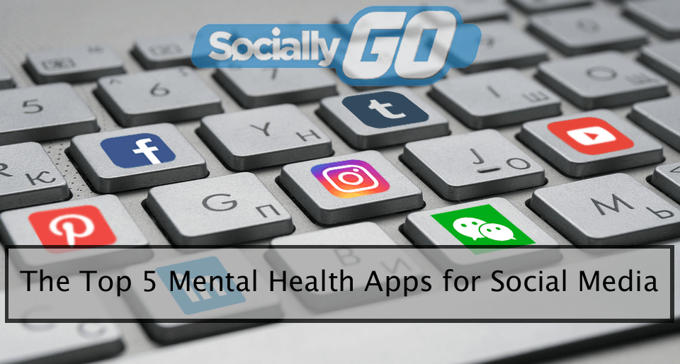 The Top 5 Mental  Health Apps for Social Media Managers and Creators