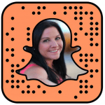 Connect with Erin on Snapchat