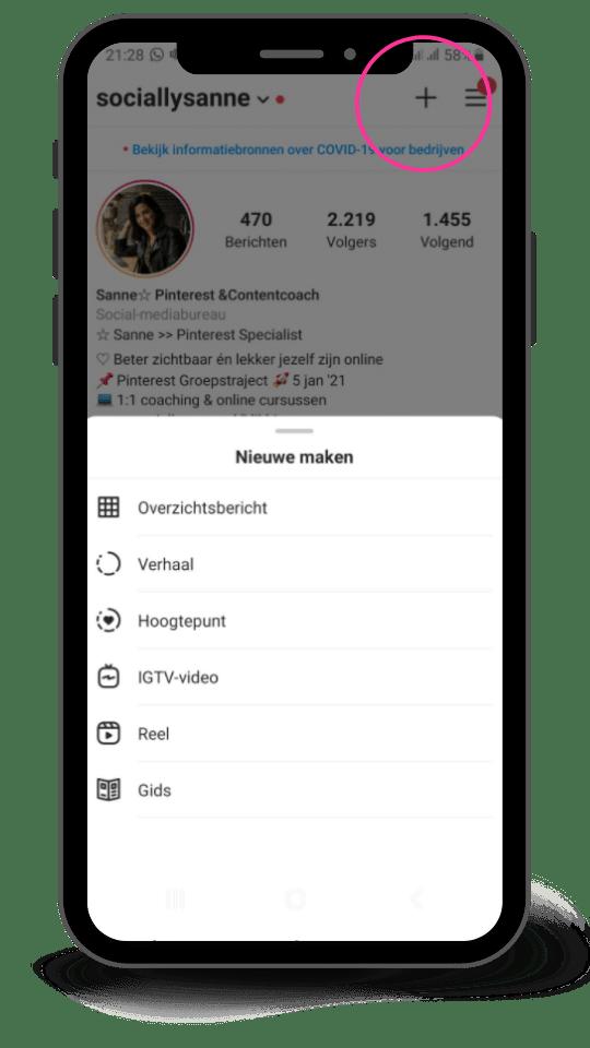 1 Alles over Instagram Gidsen Instagram Guides inclusief voorbeelden - Socially Sanne-2