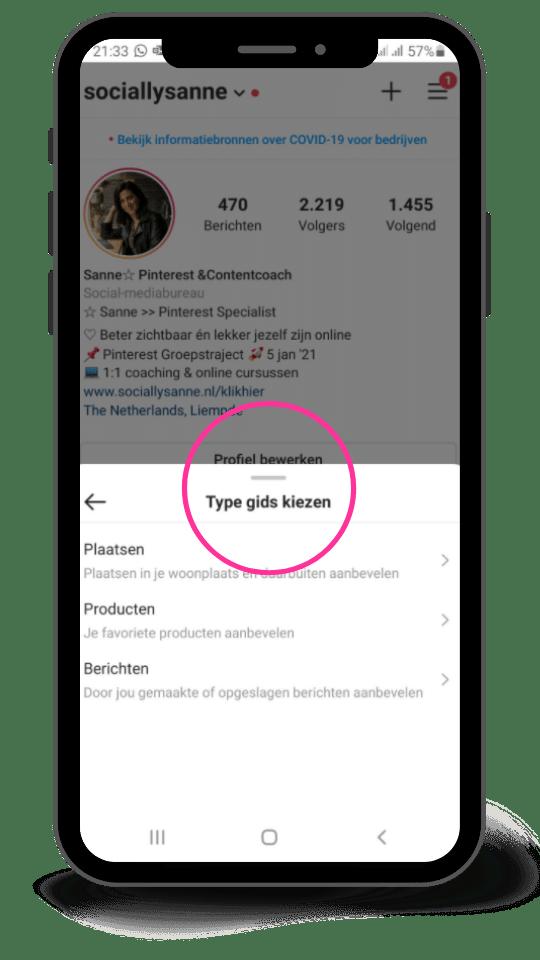 2 Alles over Instagram Gidsen Instagram Guides inclusief voorbeelden - Socially Sanne