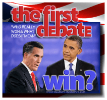 President Obama's First Debate