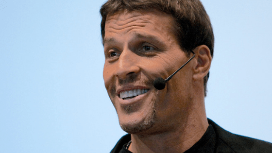 What Tony Robbins Taught Me About Influencer Marketing