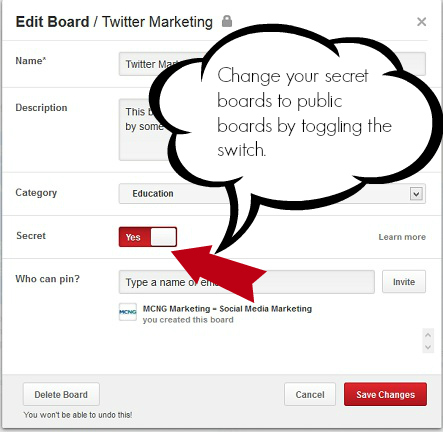 5 Steps to Launching a Successful Pinterest Group Board