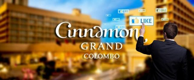 Cinnamon Grand Hotel Social Media Analysis