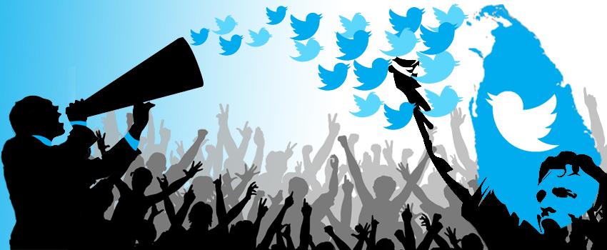 Politicians on Twitter