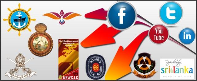 Government of Sri Lanka Social Media Usage
