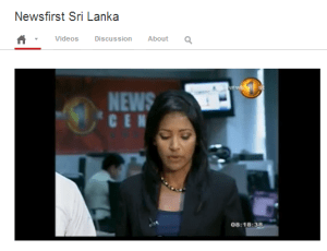 Newsfirst Sri Lanka  YouTube