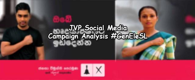 Social Media Analysis: JVP SM Campaign