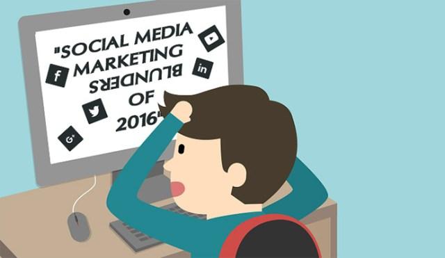 Worst social media blunders of 2016