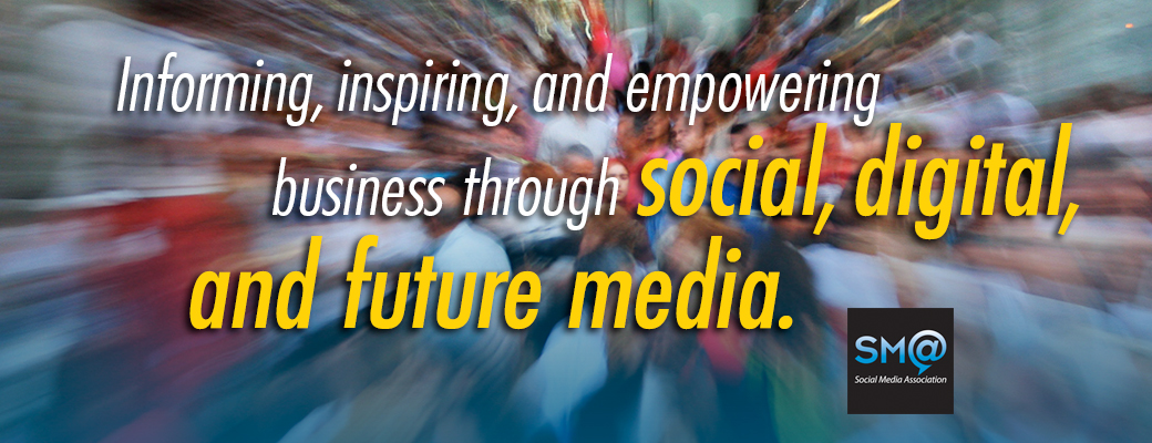Informing, inspiring, and empowering business through social, digital, and future media.