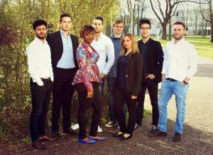 social media balloon monitoring team