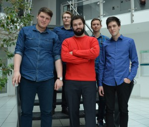 Das Research- Team
