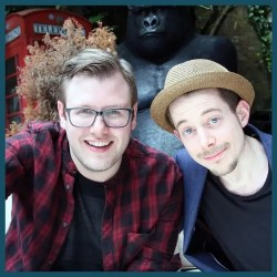 Andrew & Pete
