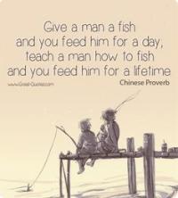 man-a-fish