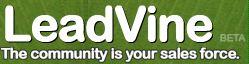 LeadVine - Community Generated Sales Leads