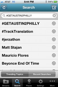 Teenage Trending Topics