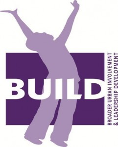 Logo of BUILD Chicago for Social Media Explorers #GivingTuesday