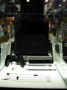 SDCC13 - Playstation 4