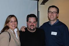 Lisa, Jason and David