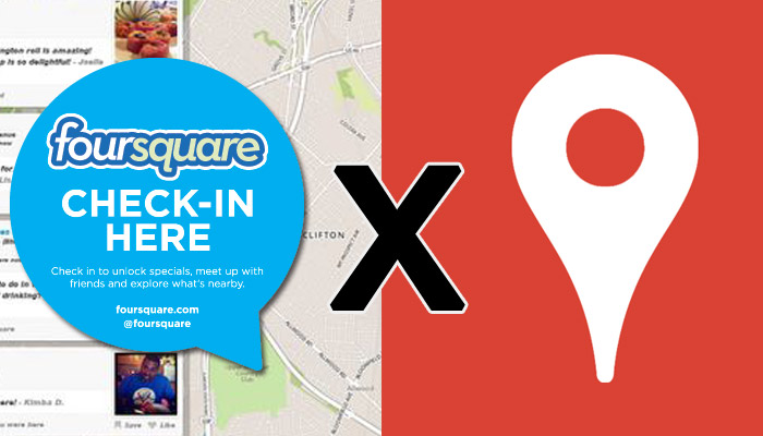 Is a Foursquare Check In More Valuable Than a Google Places or Yelp Review?