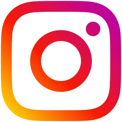 Instagram icon - 80 social media icons ready to use instant download