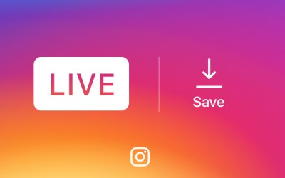 Instagram Offers New Ability To Save Live Video