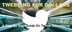 Tweeting For Dollars - A Step By Step Guide On Twitter Advertising