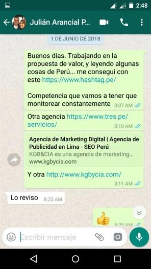 Julián Arancial estafa Perú