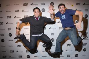 Social Media Week Closing Night Party at Angel Orensanz Foundation in New York