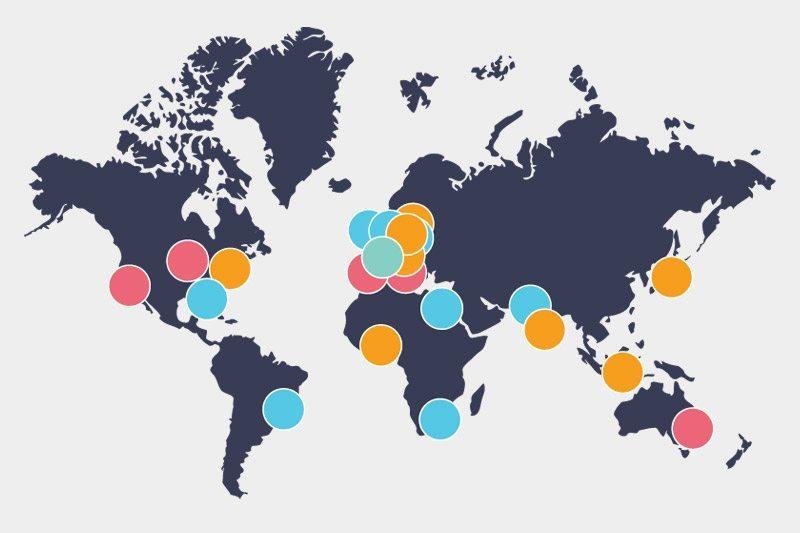 SMW Map