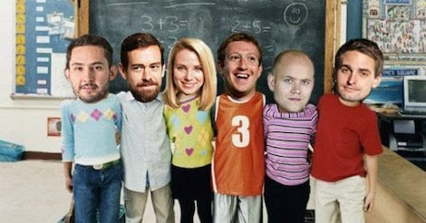 If Our 16 Favorite Social Media Platforms Were The People You Knew In School