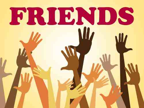 adding friends on Facebook