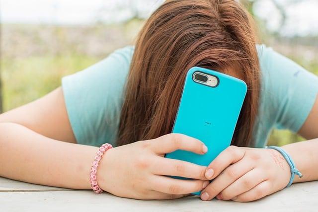 ways to monitor child's social media