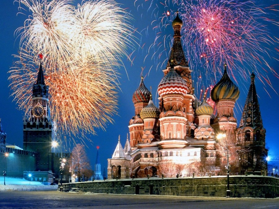 Russian Orthodox Xmas - From Russia with love
