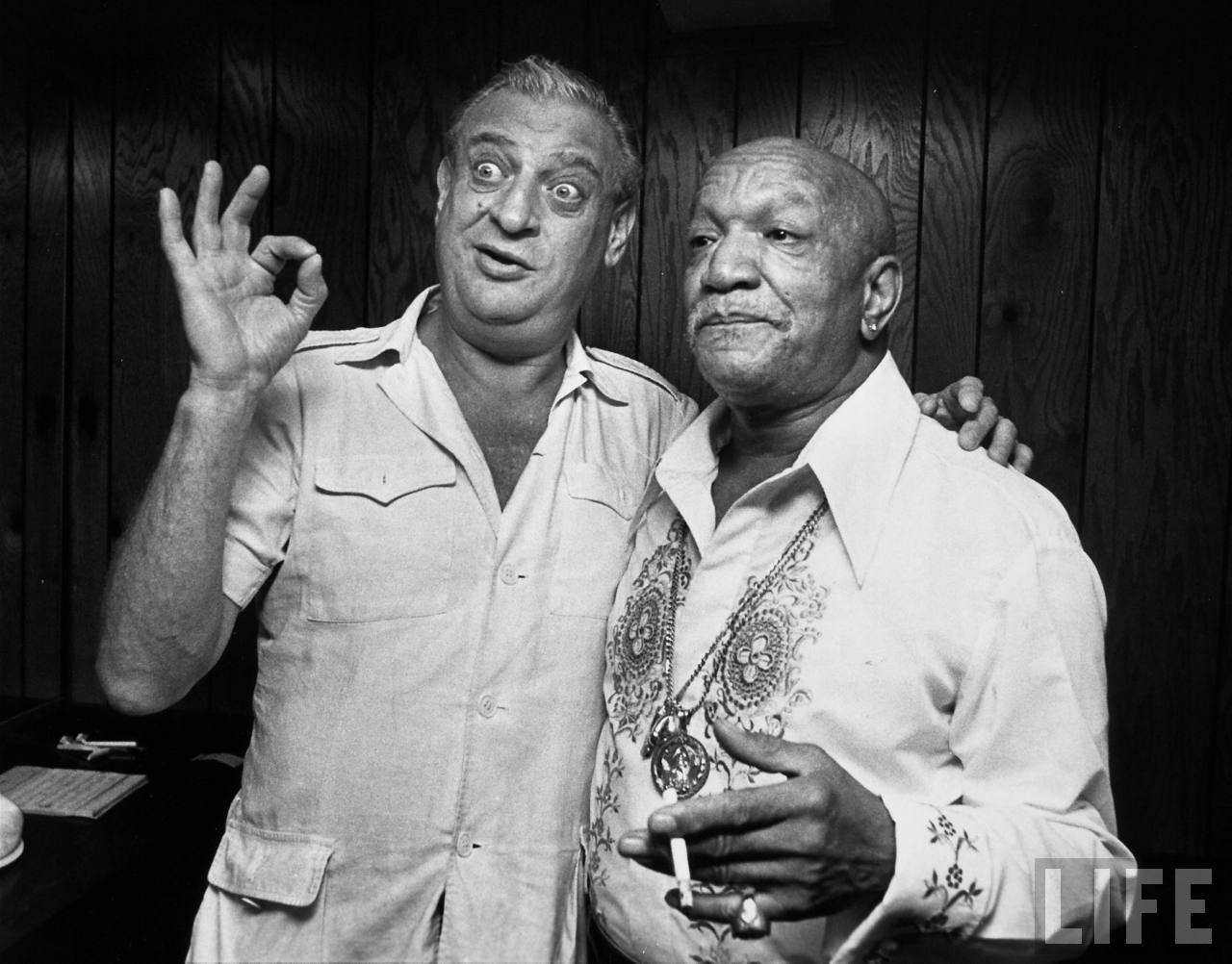 One of the greatest comedians of all time, Rodney Dangerfield. A personal hero of mine.