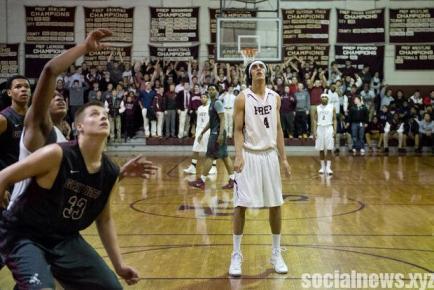 Indian-Origin Basketball Player Making Waves in US