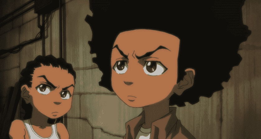 College Life Quotes Wallpapers Creator Of Cartoon Show Boondocks Announces His Departure