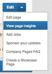 LinkedIn Analytics feature