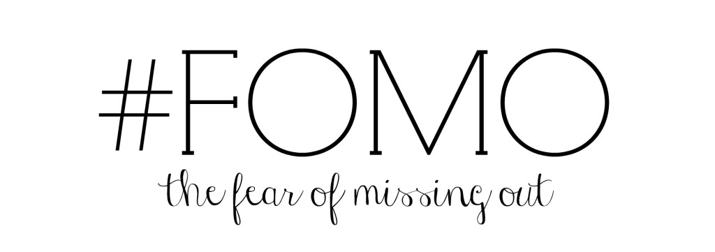 Use the Fomo effect to your advantage