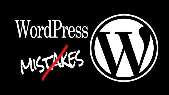 wordpress mistake, web hosting provider, wordpress web hosting, mistake for your small business