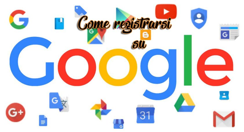 Come registrarsi a Google