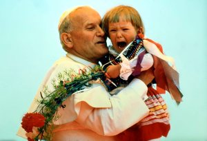 Giovanni Paolo II in Polonia